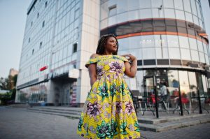 kjole i store størrelser til kvinder