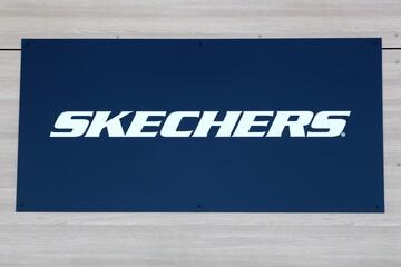 Logo af skechers