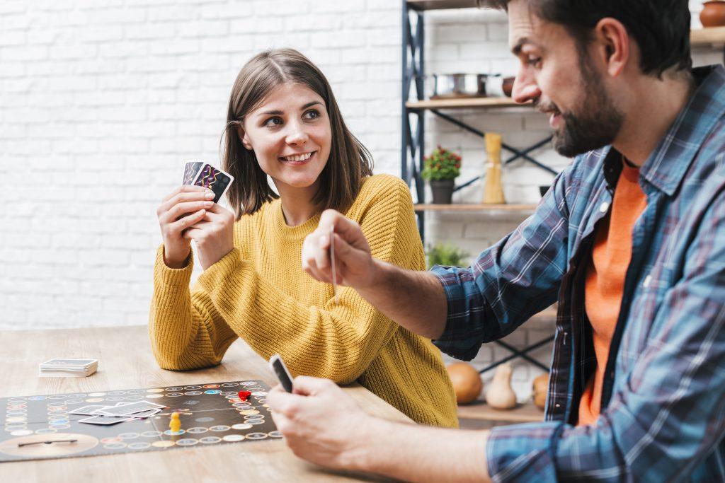 brætspil for børn og voksne